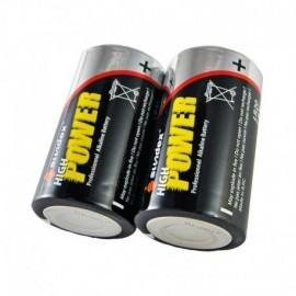 Piles LR20 PACK X 2 SUPER ALCALINES 6-12 SUNDEX