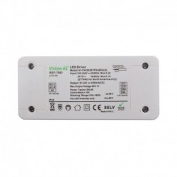 Alimentation pour LED 18W Dimmable 0-10V
