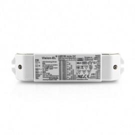 Alimentation pour LED 12-38W, 3-66VDC, Dimmable DALI / PUSH / 0-10V