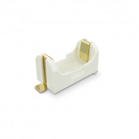 Support de pile pour montage en surface pour les piles 1-2 AA