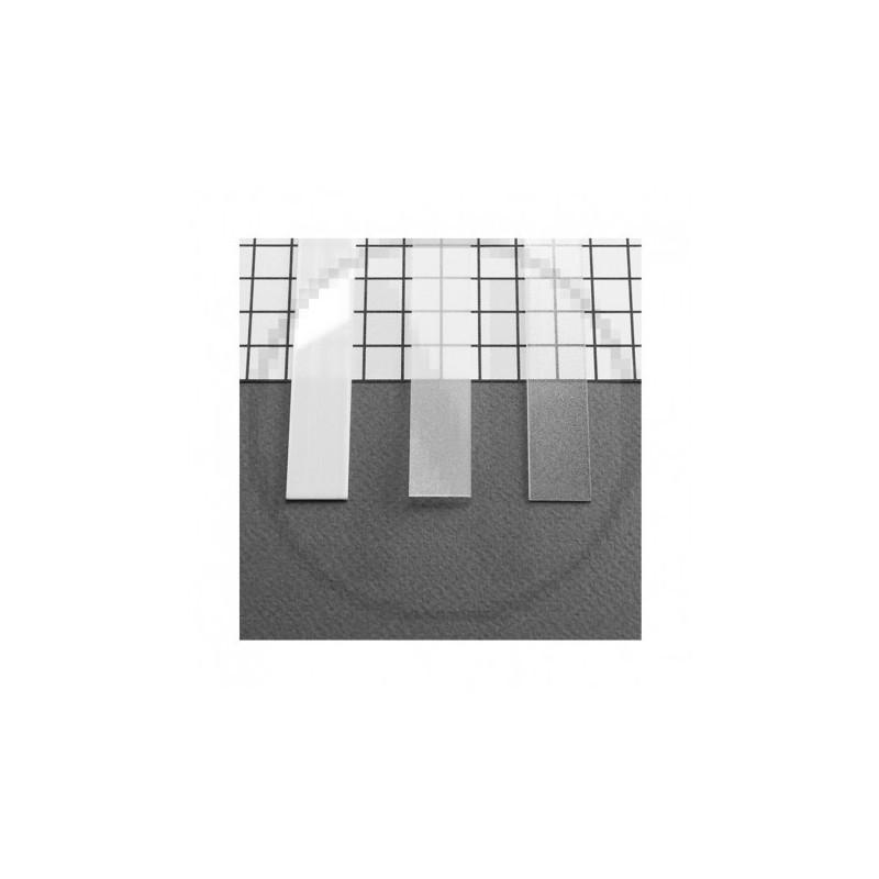 Diffuseur Profile 10.2mm Transparent 1m pour bandeaux LED