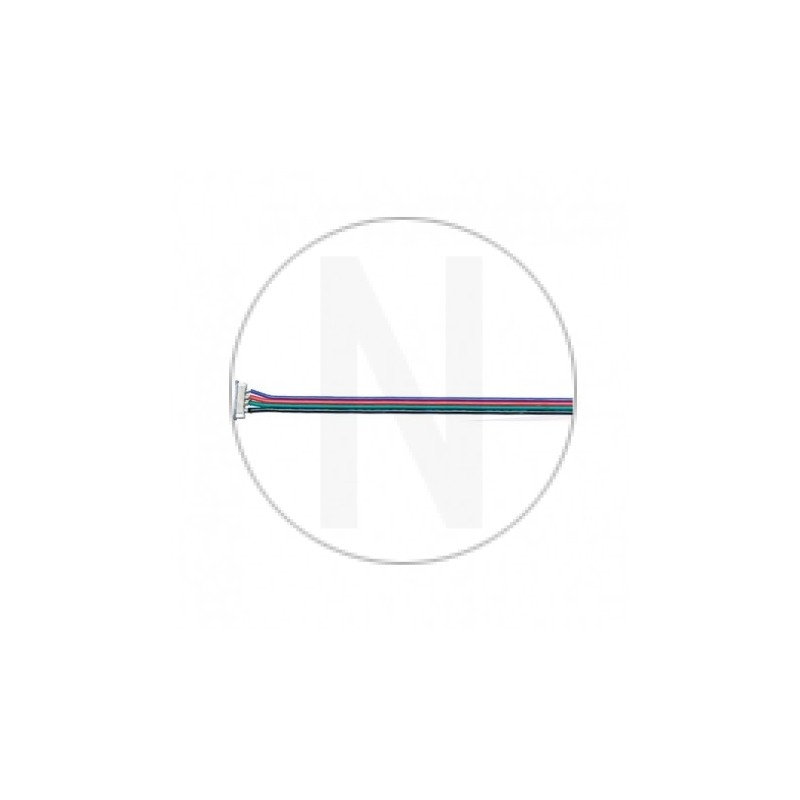 Connecteur Universal RGB pour bandeaux LED 10mm