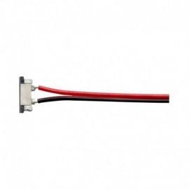 Câble Connecteur Monocolor pour bandeaux LED 8mm