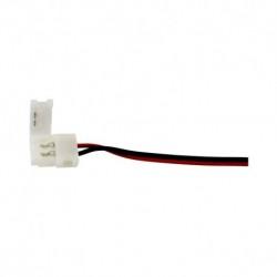 Câble Connecteur Rapide Monocolor pour bandeaux LED 10mm