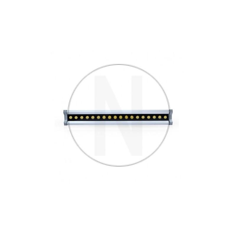 Wall Washer LED Controleur DMX Intégré 20W 6000°K