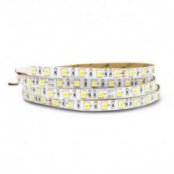 Bandeau LED 4000°K 5 m 60 LED/m 24W IP20