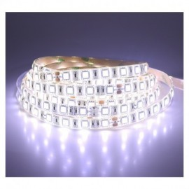 Bandeau LED  6000°K 5 m 60 LED/m 24W IP67