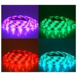 Bandeau LED RGB 5m 30 LED/m 36W IP65 PU