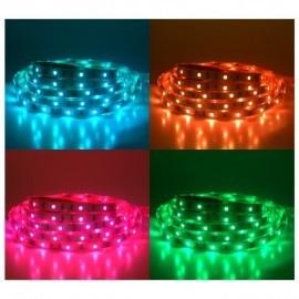 Bandeau LED RGB 5 m 30 LED/m 36W IP67