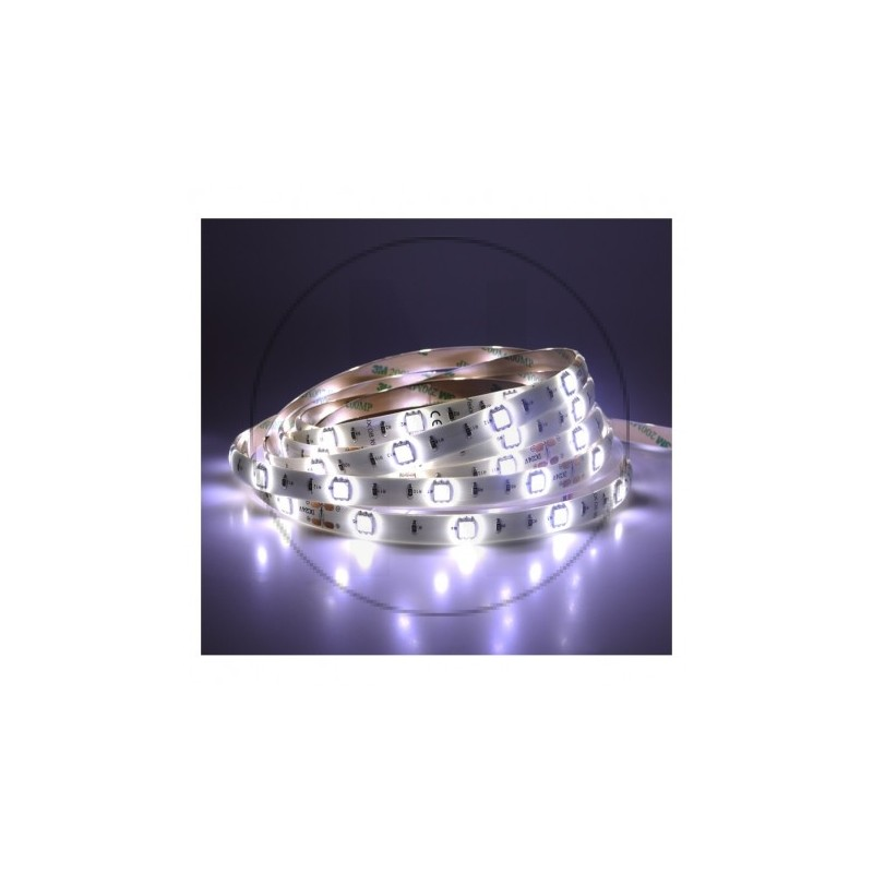 Bandeau LED 6000°K  5 m 30 LED/m 36W IP67