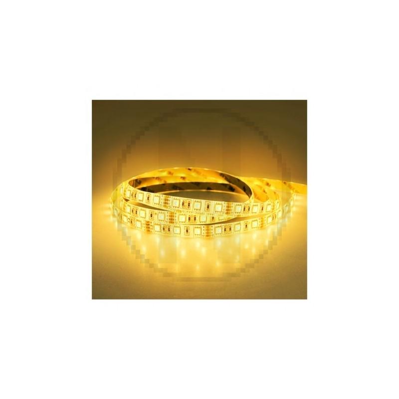 Bandeau LED 2700°K  5 m 30 LED/m 36W IP65 - 12V PU