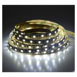 Bandeau LED 6000°K 5 m 60 LED/m 72W IP20