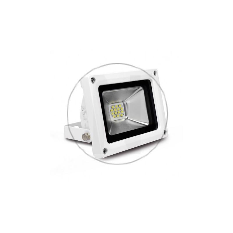 Projecteur Exterieur LED Blanc 10W 6000°K