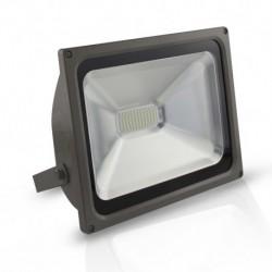 Projecteur Exterieur LED Gris 50W 4000°K