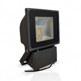 Projecteur Exterieur LED Gris 80W 3000°K