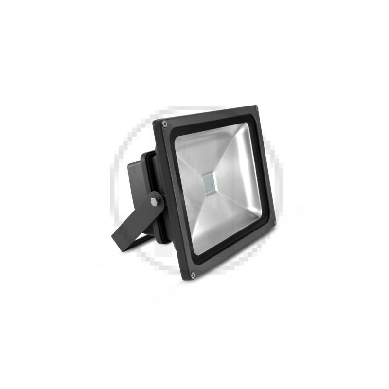 Projecteur Exterieur LED Gris 30W RGB