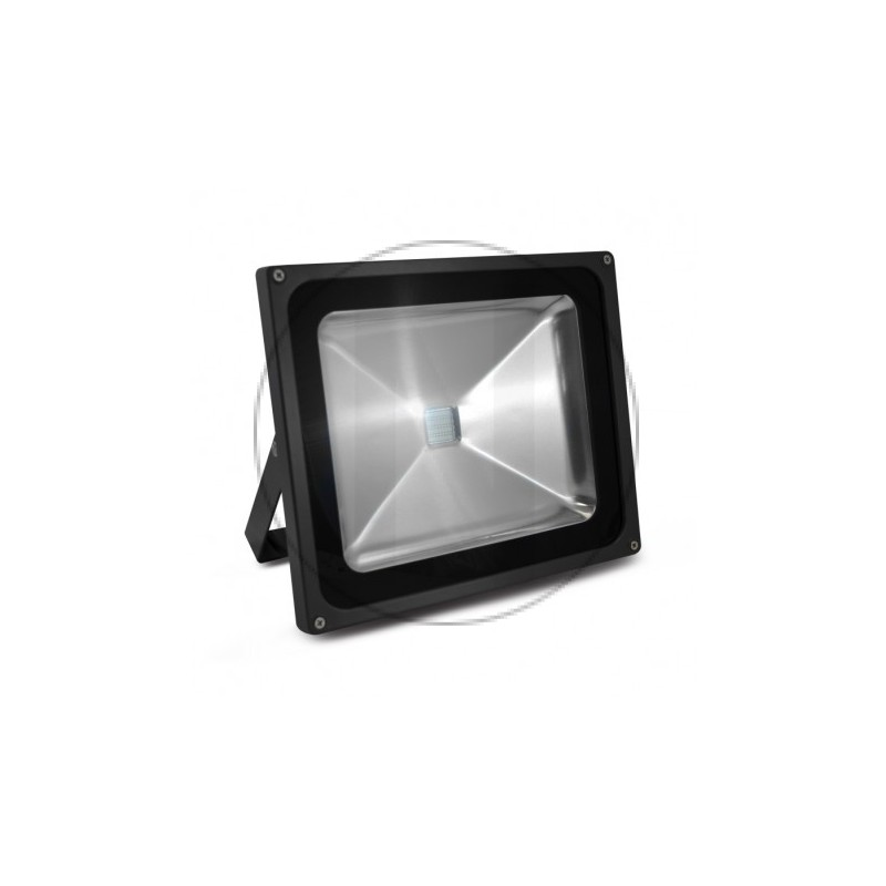 Projecteur Exterieur LED Gris 50W RGB