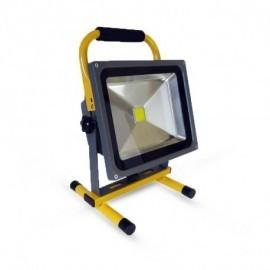 Projecteur Exterieur LED Portatif Orientable 30W 6000°K