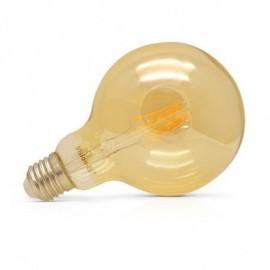 Ampoule LED E27 G95 Filament 8W 1050 LM 2700°K