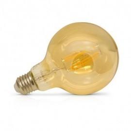 Ampoule LED E27 G95 Filament 8W 4000°K