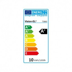 Ampoule LED E27 Bulb 10W Vert