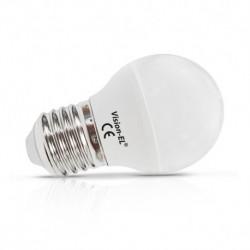 Ampoule LED E27 Bulb Dimmable G45 6W 6000°K