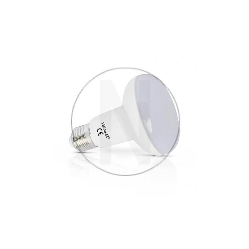 Ampoule LED E27 Spot R80 10W 3000°K