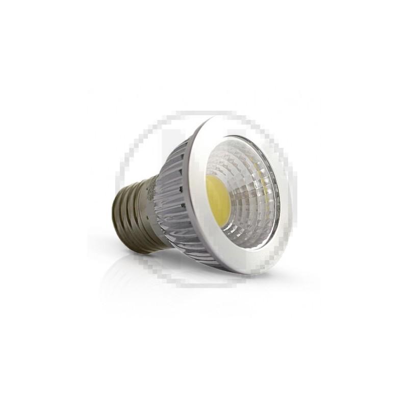 Ampoule LED E27 Spot Dimmable 5W 3000°K