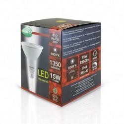 Ampoule LED E27 PAR38 15W 6000°K