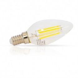 Ampoule LED E14 Filament Flamme 4W 4000°K