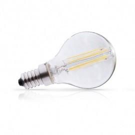 Ampoule LED P45 E14 Filament 4W 4000°K