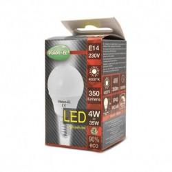 Ampoule LED E14 Bulb P45 4W 4000°K