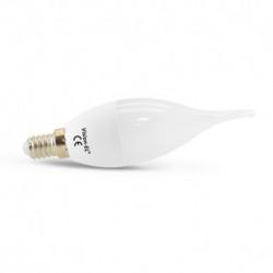 Ampoule LED E14 Coup de vent 6W Dimmable 4000°K