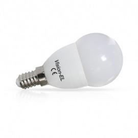 Ampoule LED E14 Bulb P45 6W Dimmable 4000°K
