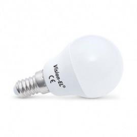 Ampoule LED E14 Bulb P45 6W Dimmable 6000°K