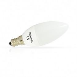 Ampoule LED E14 Flamme 6W 3000°K