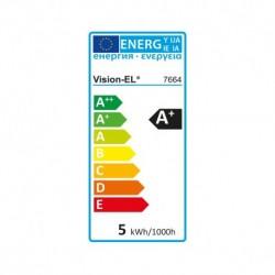Ampoule LED E14 R39 Spot 5W 3000°K