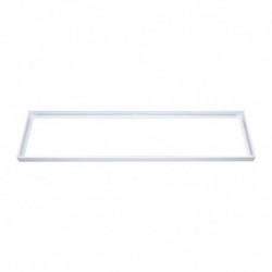 Kit pose en saillie pour Plafonniers 30 x 120 cm
