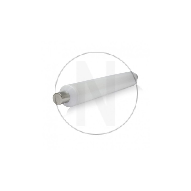 Tube salle de bain LED S19 6W 3000°K Blister