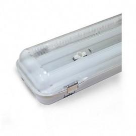 Boitier Etanche LED Intégrées 4000°K 80 Watt IP65 1565 x 140 x 92(4)