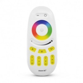 Télécommande RF 4 zones RGBW