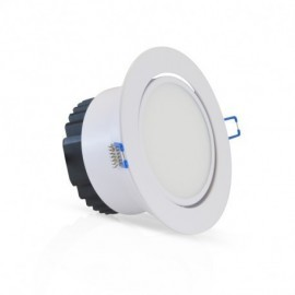 Spot LED Orientable 12W 6000°K + Alimentation Electronique