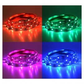Bandeau LED 5 m 30 LED/m 36W IP20 RGB