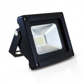 Projecteur Exterieur LED Noir 10W 6000°K