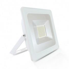 Projecteur Exterieur LED Plat Blanc 50W 6000°K