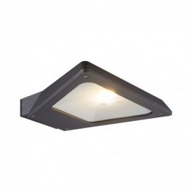 Applique Murale LED Triangulaire Gris Anthracite 10W