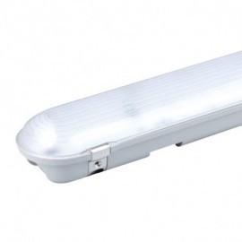 Boitier Etanche LED Intégrées 4000°K 24W 632 x 104 x 92 mm