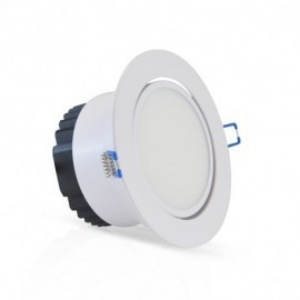 Spot LED Orientable avec Alimentation Electronique 12W 3000°K