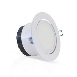 Spot LED Orientable avec Alimentation Electronique 12W 4000°K