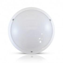 Plafonnier LED + Détecteur Ø296 18W 3000°K